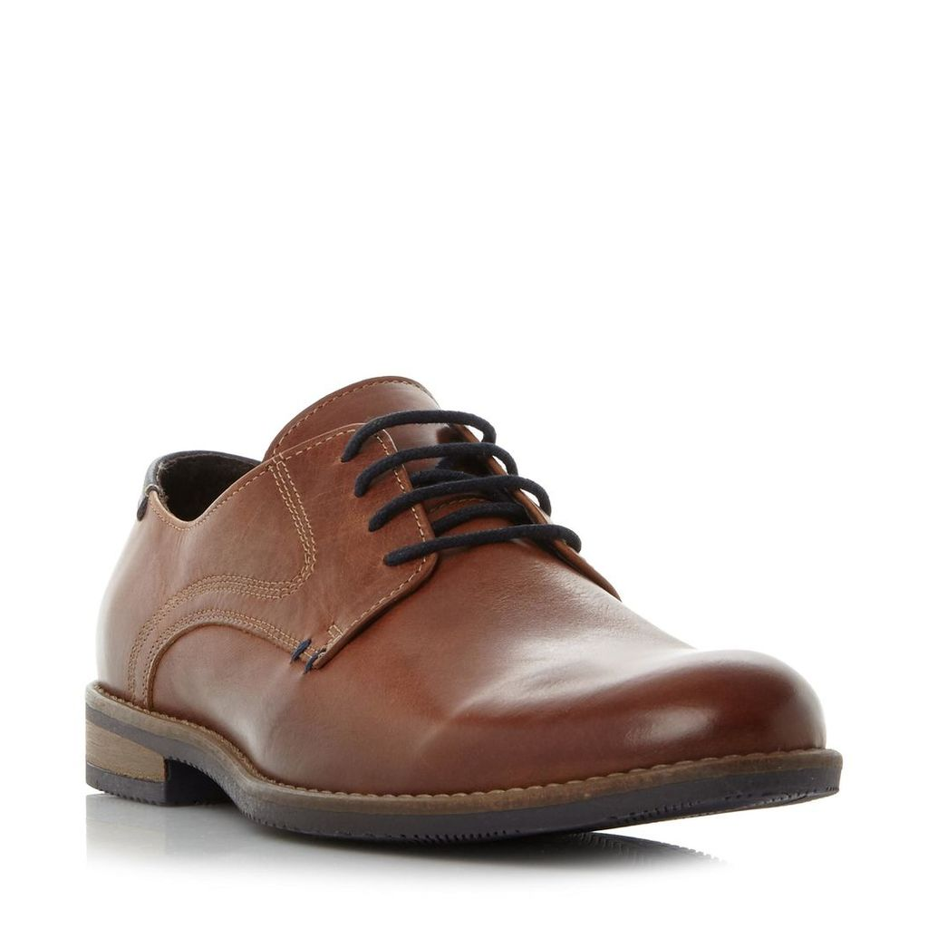 Barlow Plain Casual Gibson Shoe