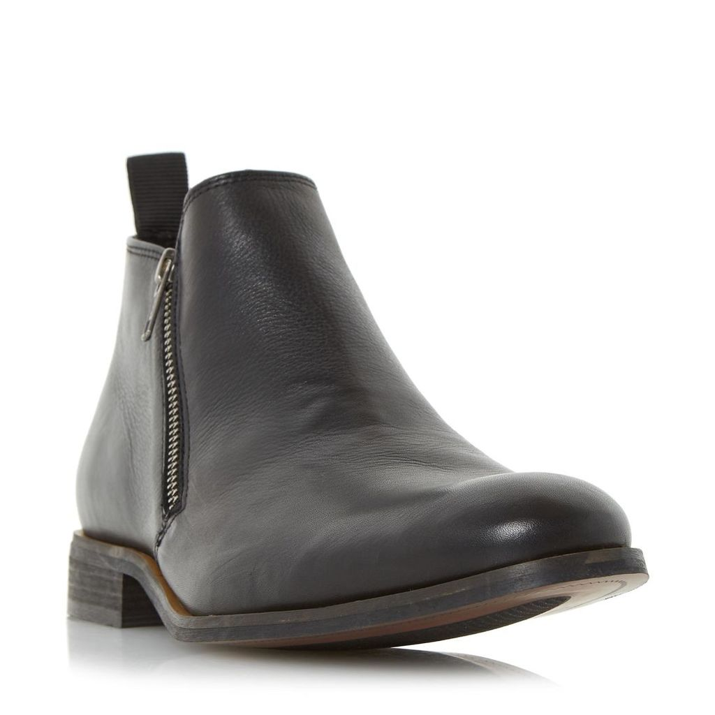 Mackles Double Side Zip Ankle Boot