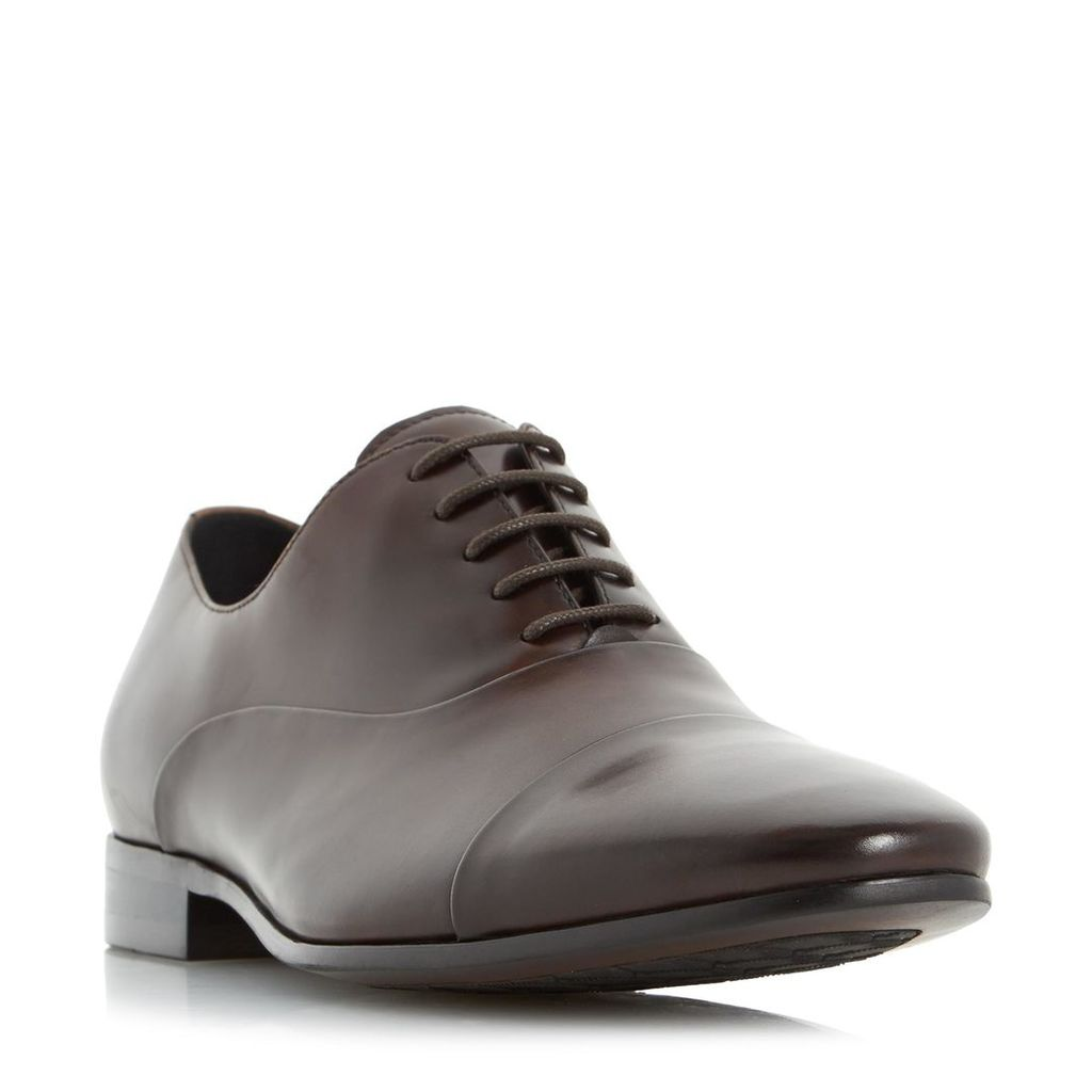 Rubicon Round Toe Cap Oxford Shoe