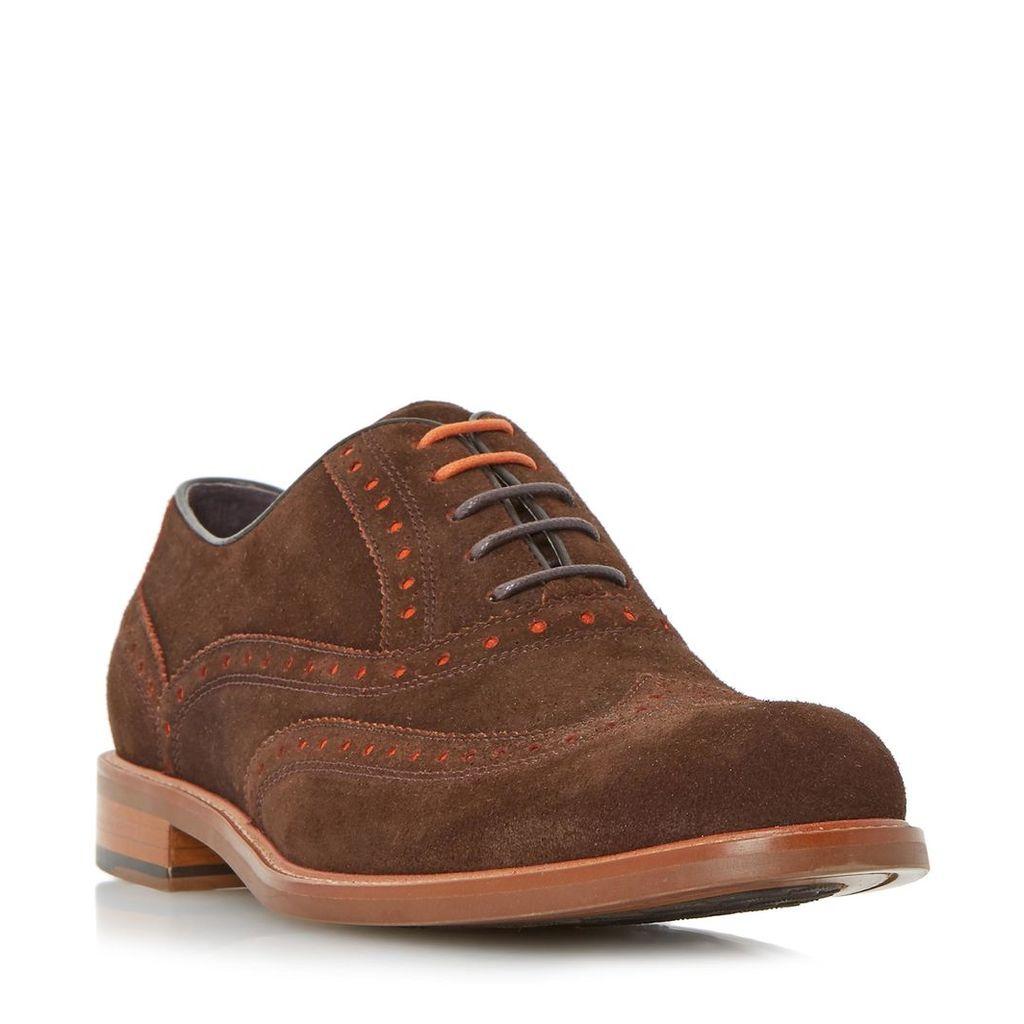 Perez Colour Pop Brogue Shoe