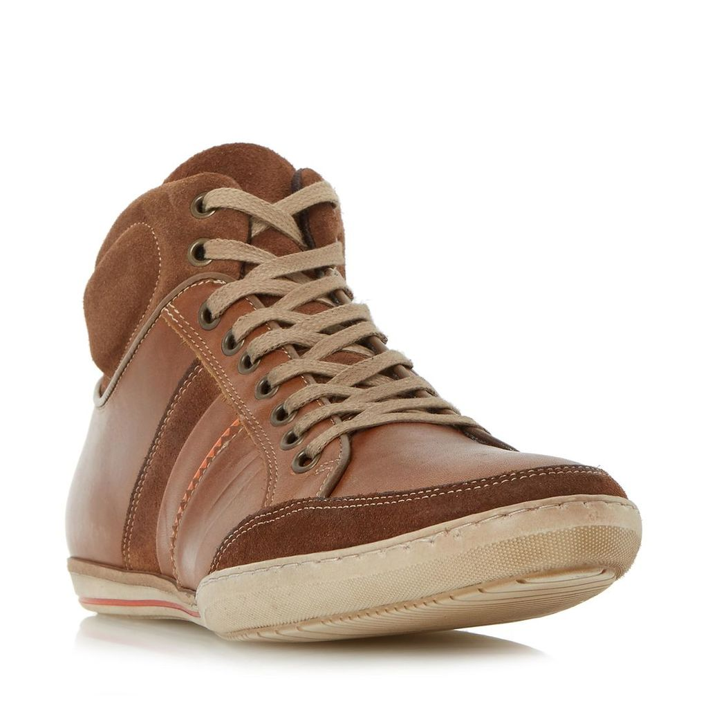 Shandy Padded Collar High Top Trainer