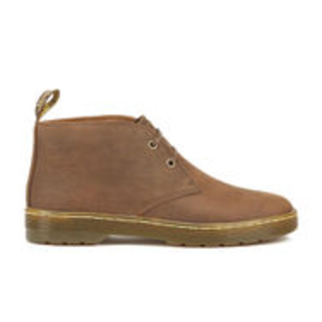 Dr. Martens Men's Cruise Cabrillo Leather Desert Boots - Gaucho - UK 11