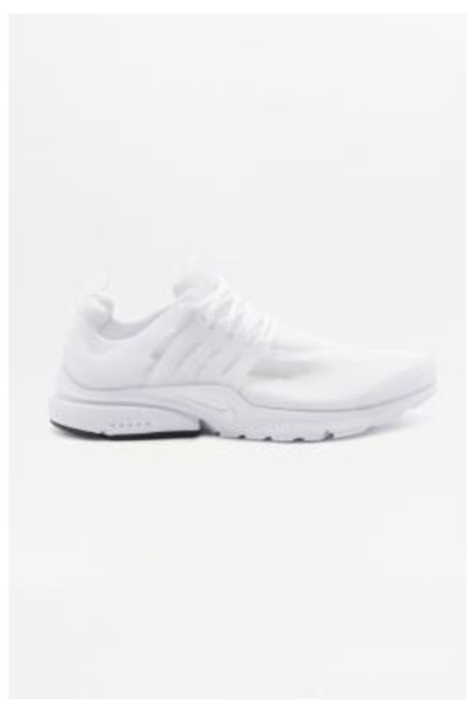 Nike Air Presto Essential White Trainers, WHITE