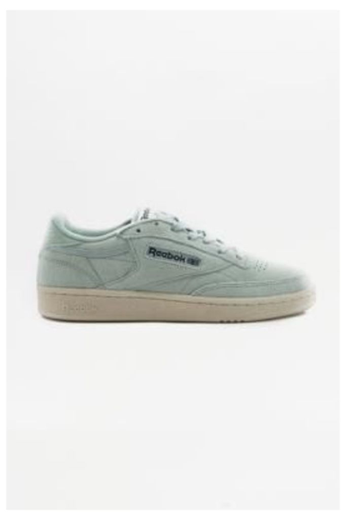 Reebok Club C 85 Pastel Mint Trainers, BLUE