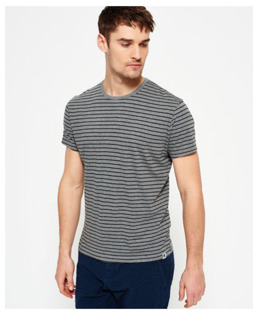 Superdry IE Refined Breton T-shirt