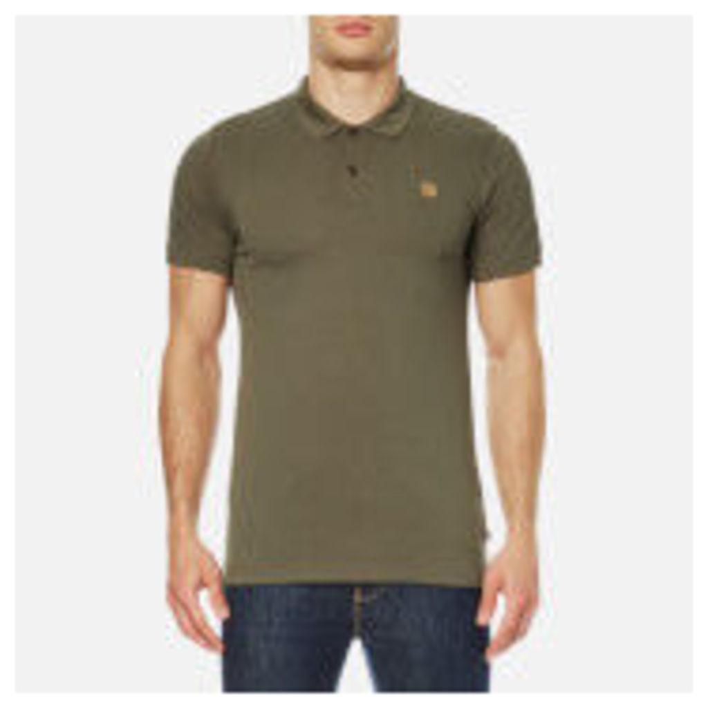 Fjallraven Men's Ovik Polo Shirt - Tarmac