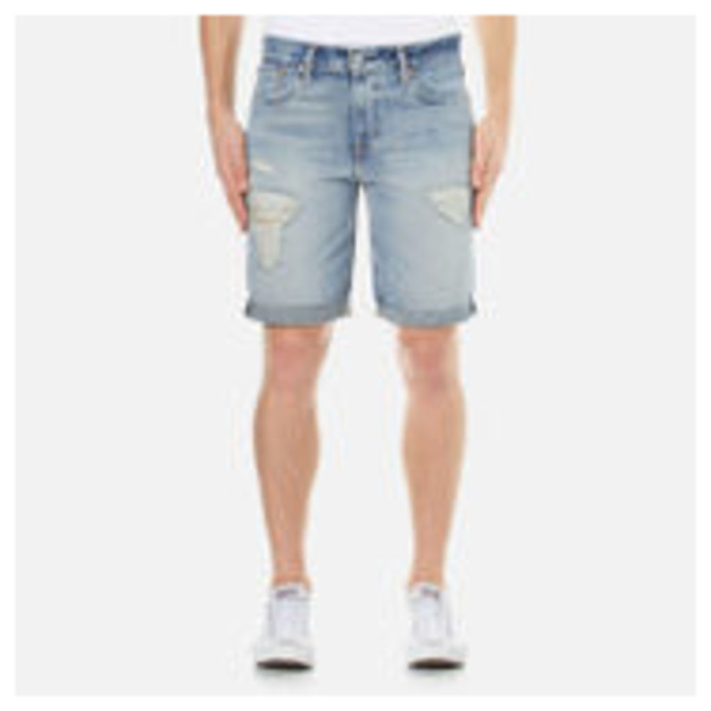 Levi's Men's 511 Slim Cut Off Short Jeans - Surfside