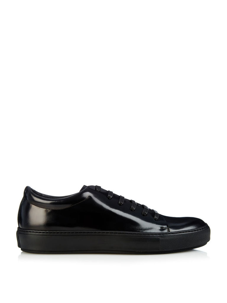 Adrian low-top leather trainers