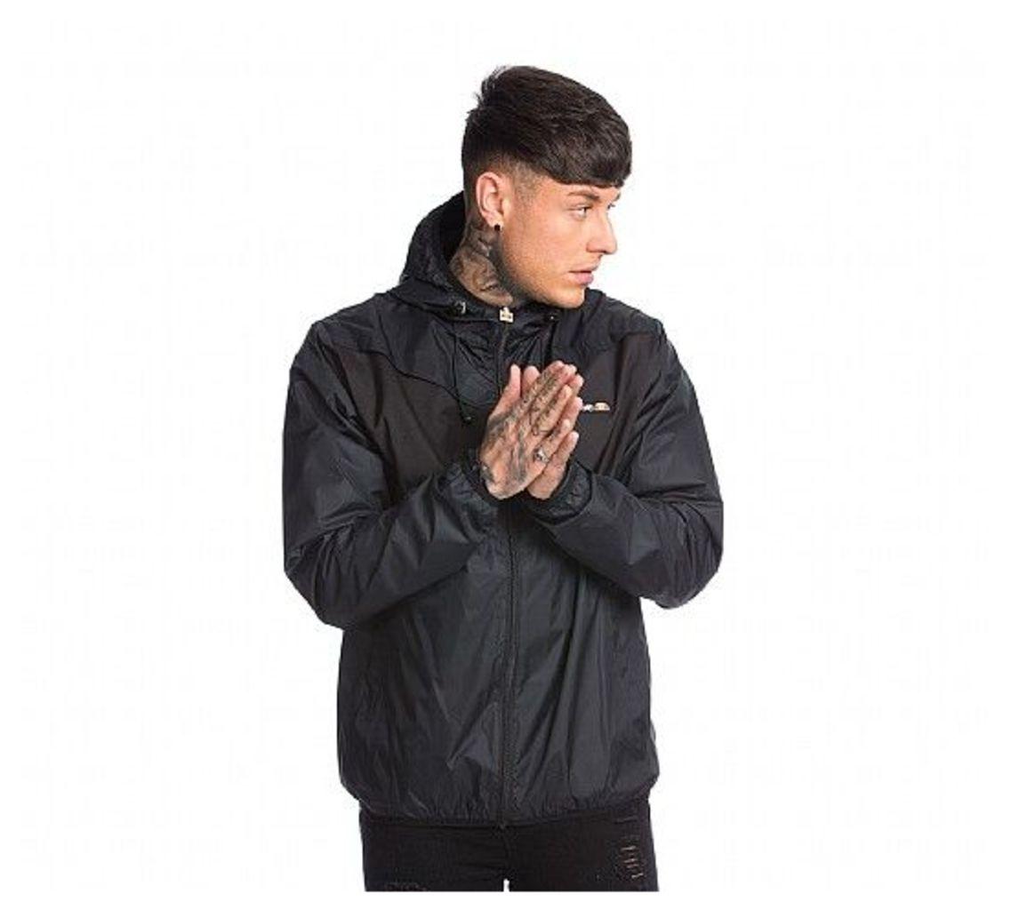 Virna Nylon Hooded Jacket