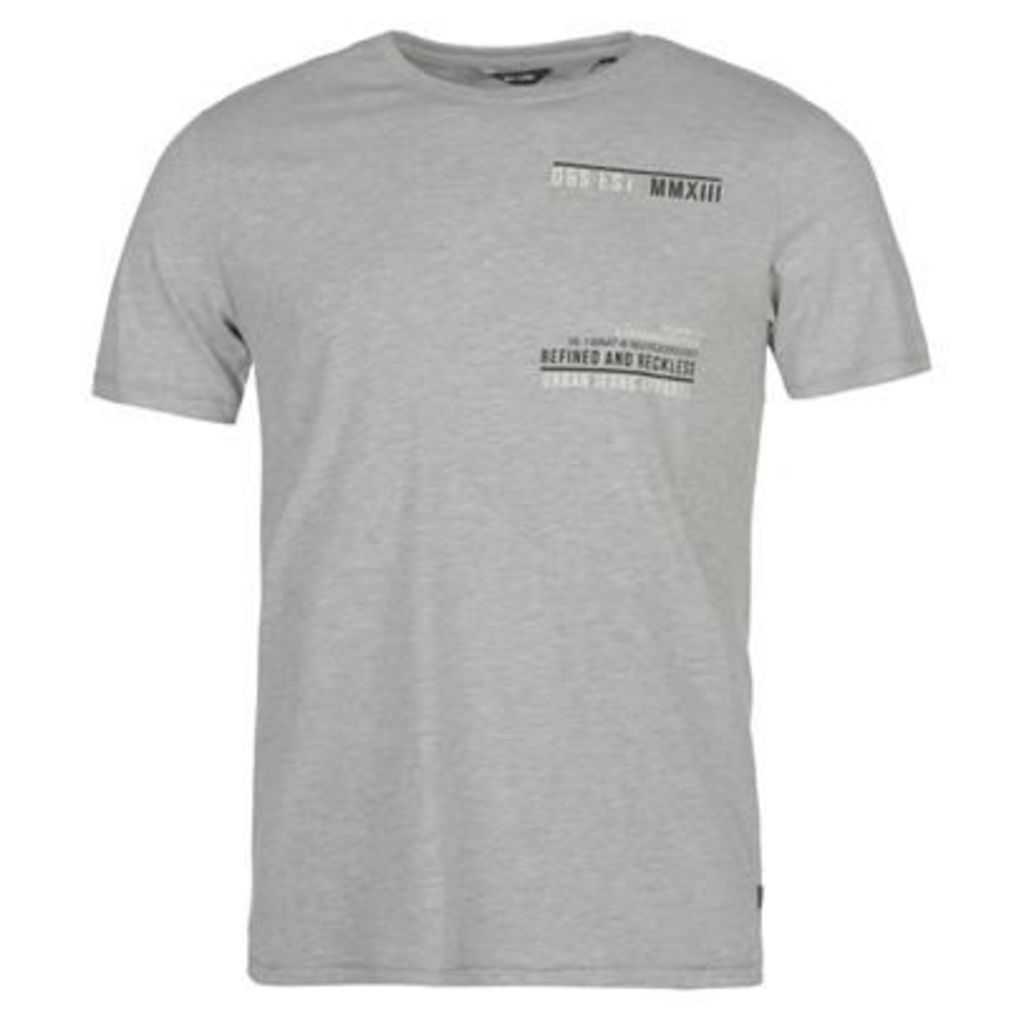Only and Sons Herb Fitted T Snr74