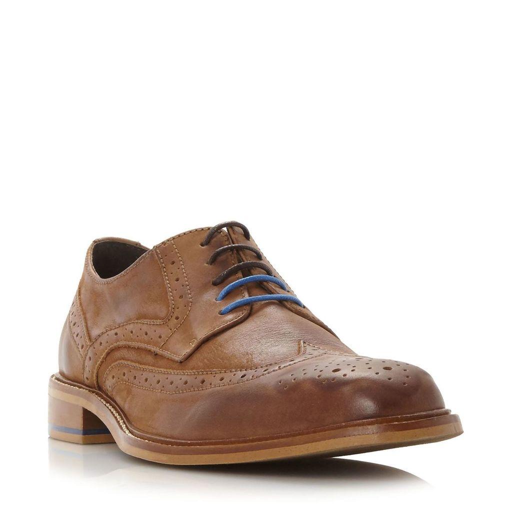 Baxter 1 Leather Wingtip Brogue Shoe