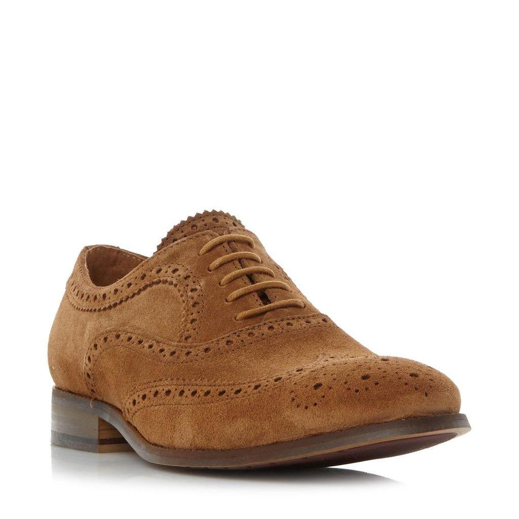 Priority Oxford Brogue Shoe
