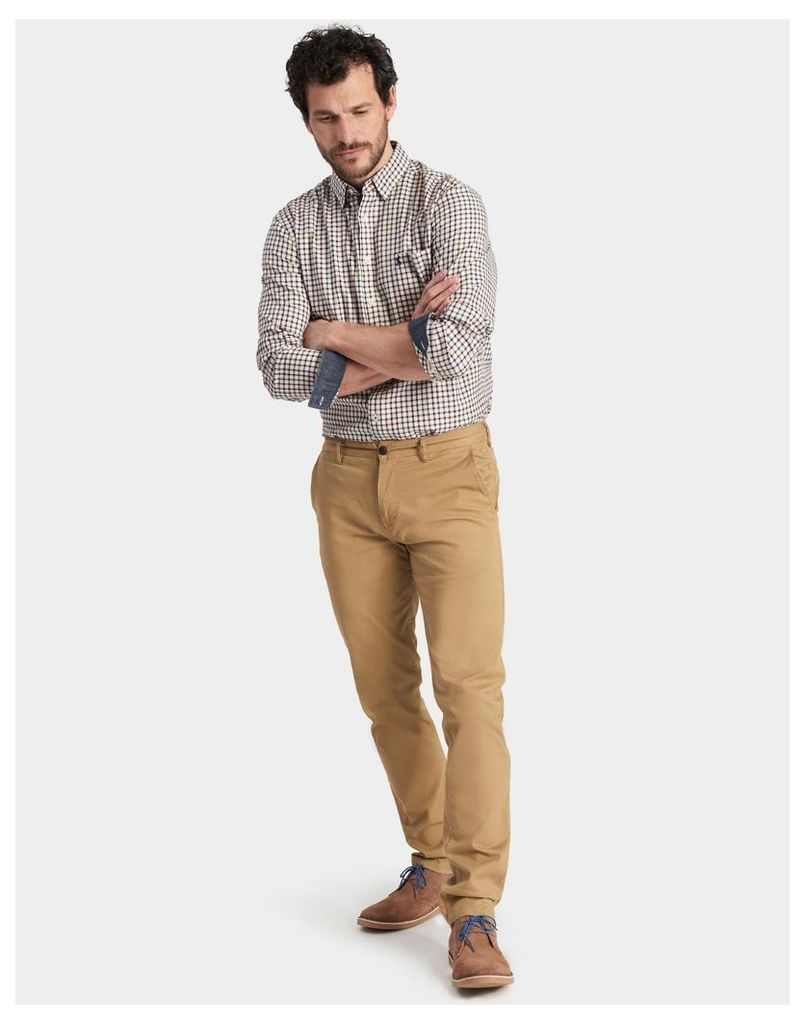 Corn The chino Trousers  Size 34 | Joules UK