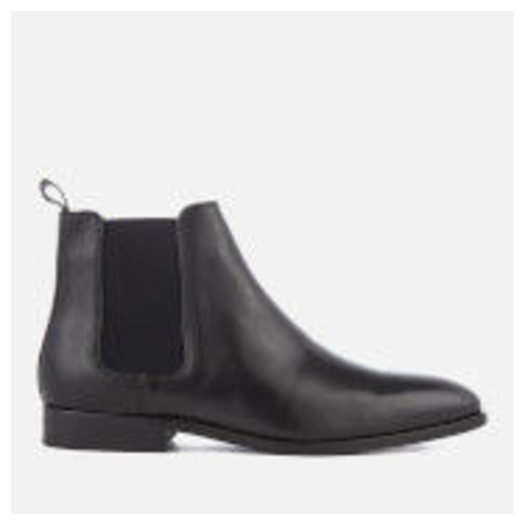 PS by Paul Smith Men's Gerald Leather Chelsea Boots - Black - UK 11