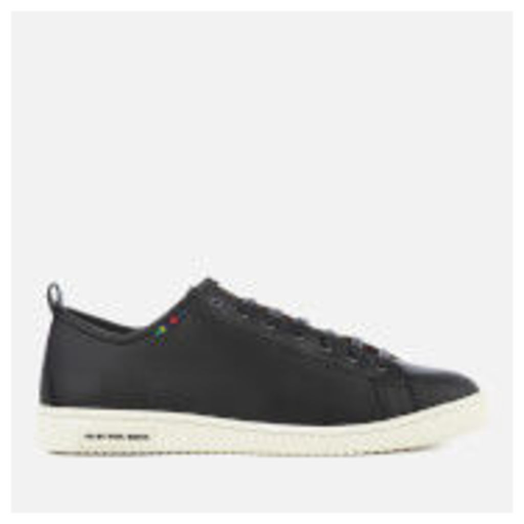 PS by Paul Smith Men's Miyata Leather Trainers - Black - UK 11