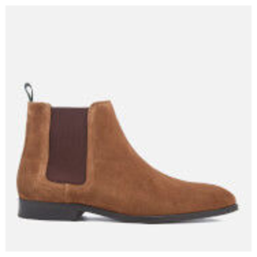 PS by Paul Smith Men's Gerald Suede Chelsea Boots - Camel - UK 11