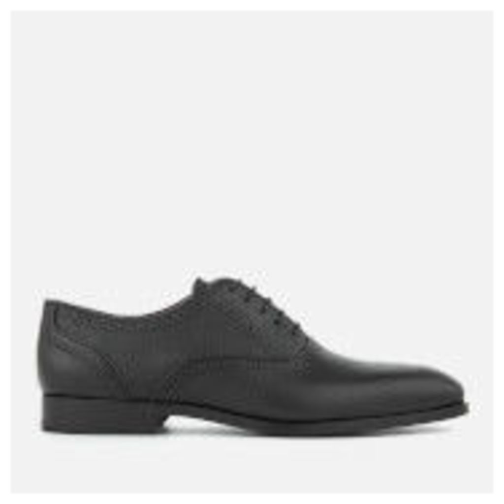 PS by Paul Smith Men's Gilbert Grain Leather Brogues - Black - UK 11