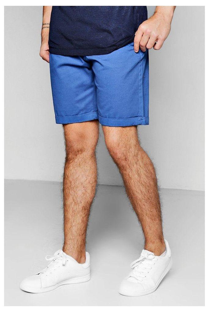 Chino Shorts - royal