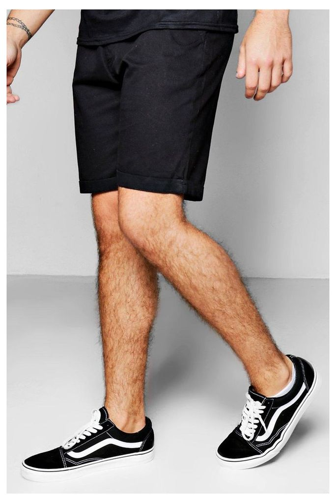 Chino Shorts - black