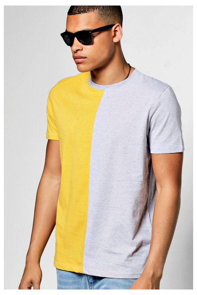 T-Shirt - yellow
