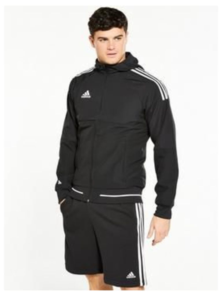 Adidas Adidas Mens Tango Pre Hoody