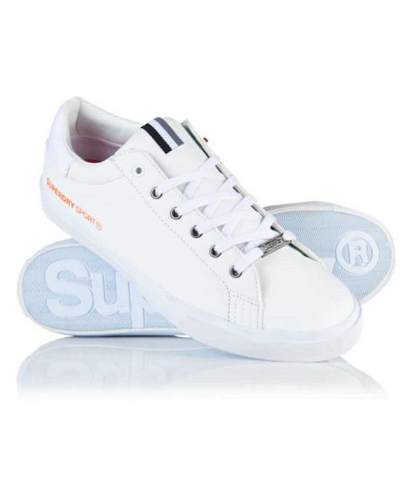 Superdry Mono Tennis Trainers