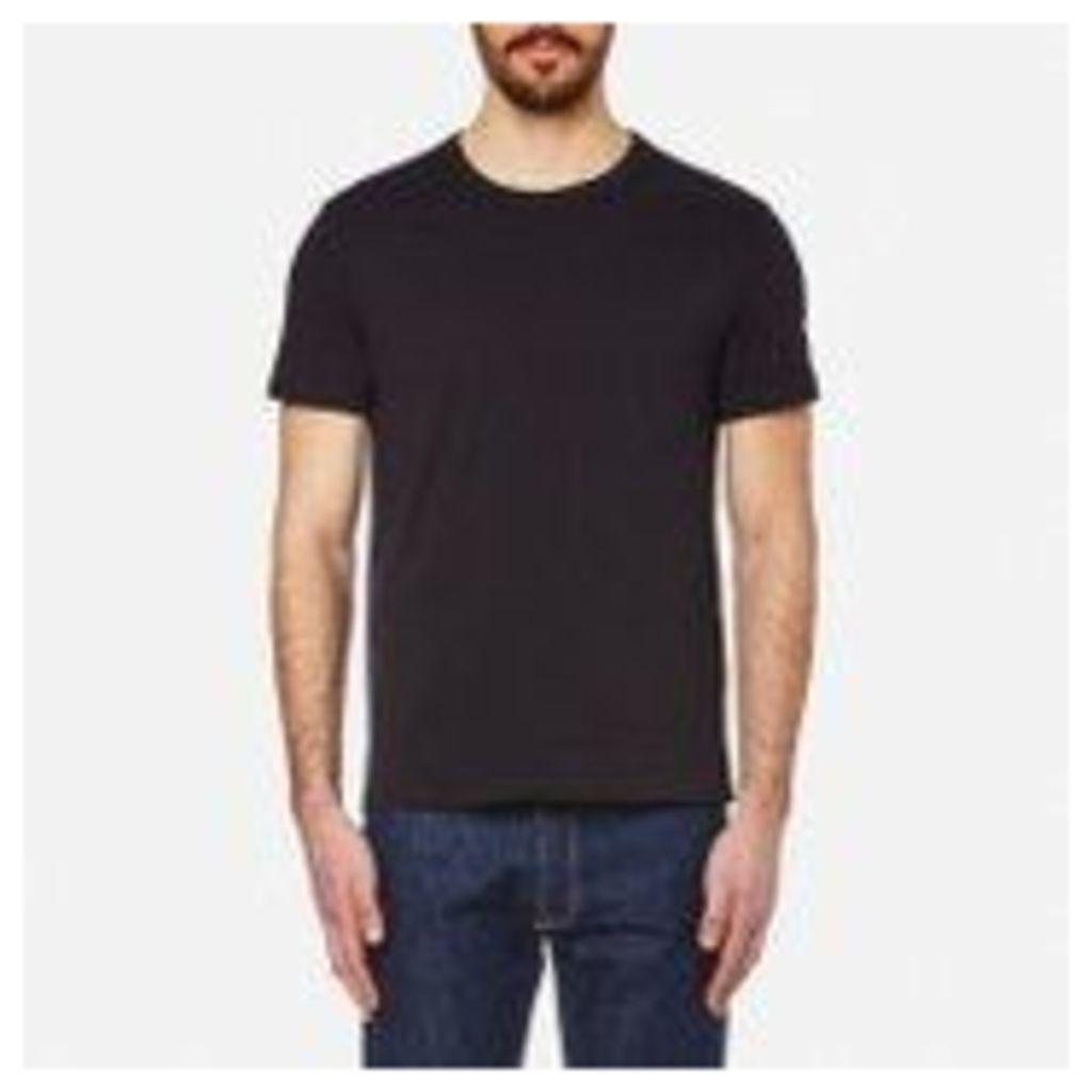 Champion Men's Crew Neck T-Shirt - Black