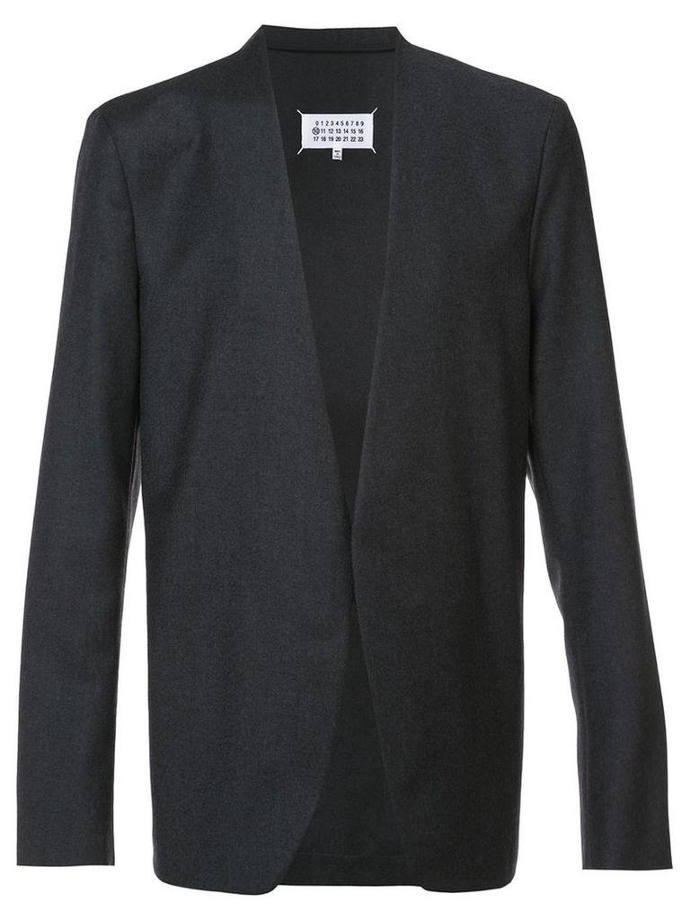 Maison Margiela - wool blazer - men - Virgin Wool - 52, Grey