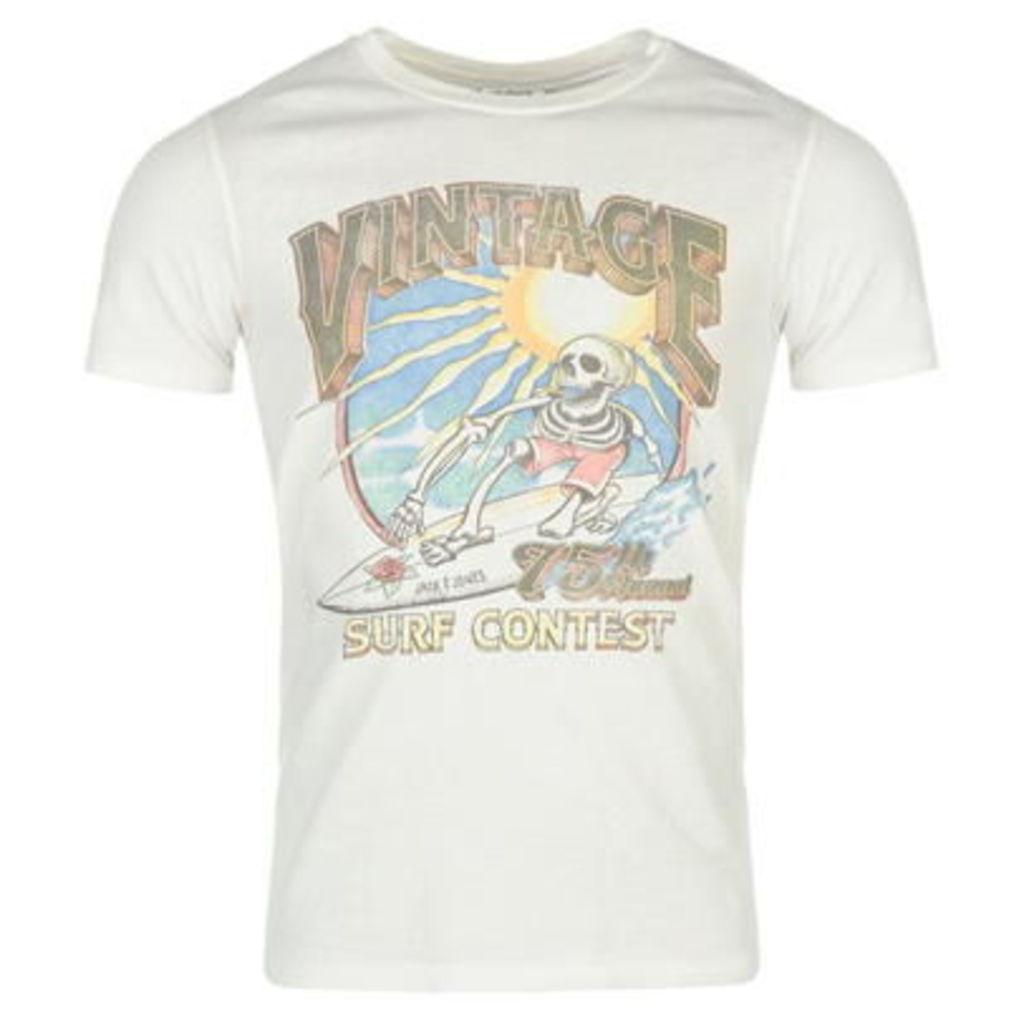 Jack and Jones Vintage Easton T Shirt