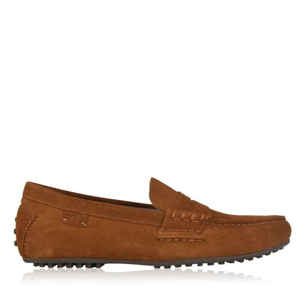 POLO RALPH LAUREN Wes Suede Loafers