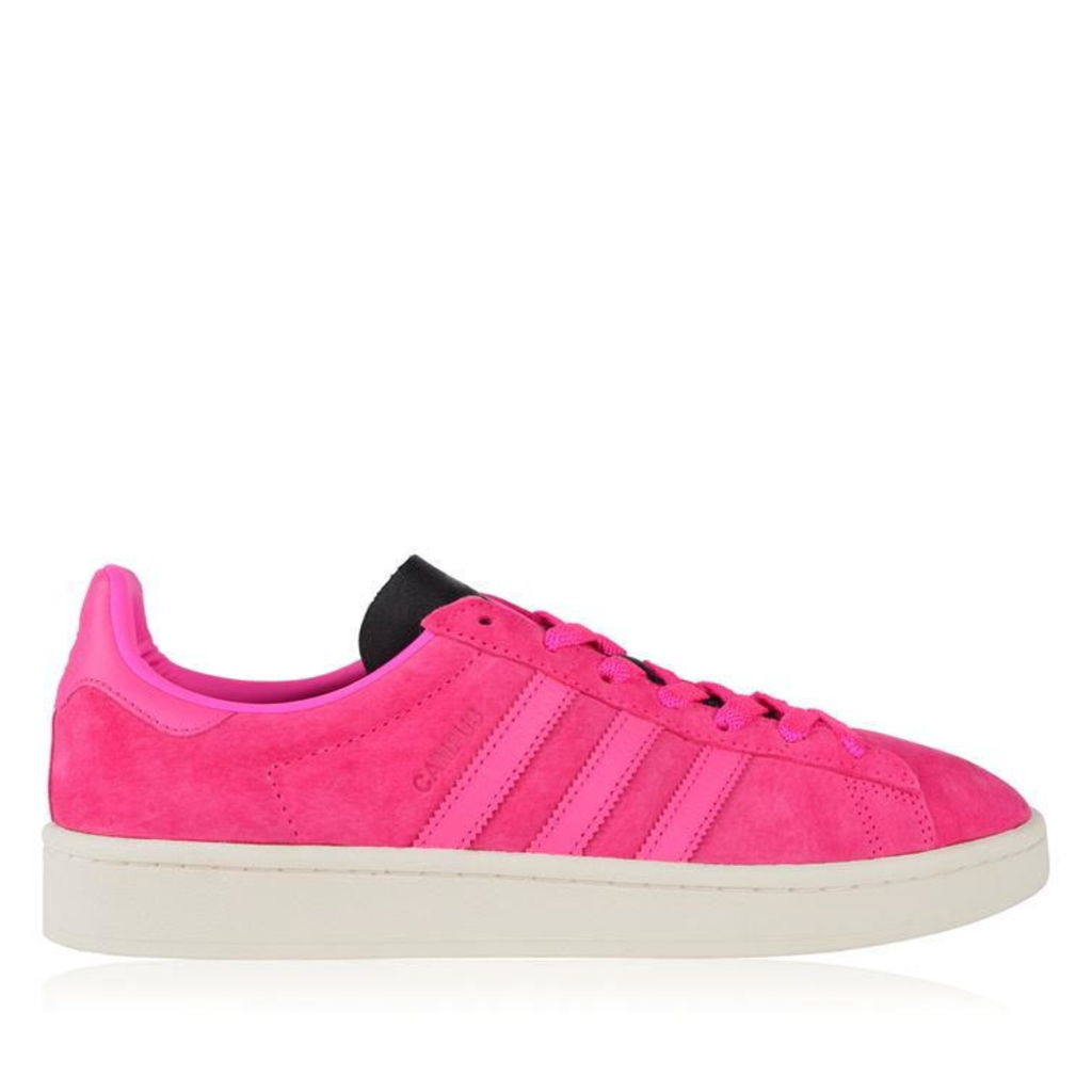 ADIDAS ORIGINALS Campus Suede Trainers
