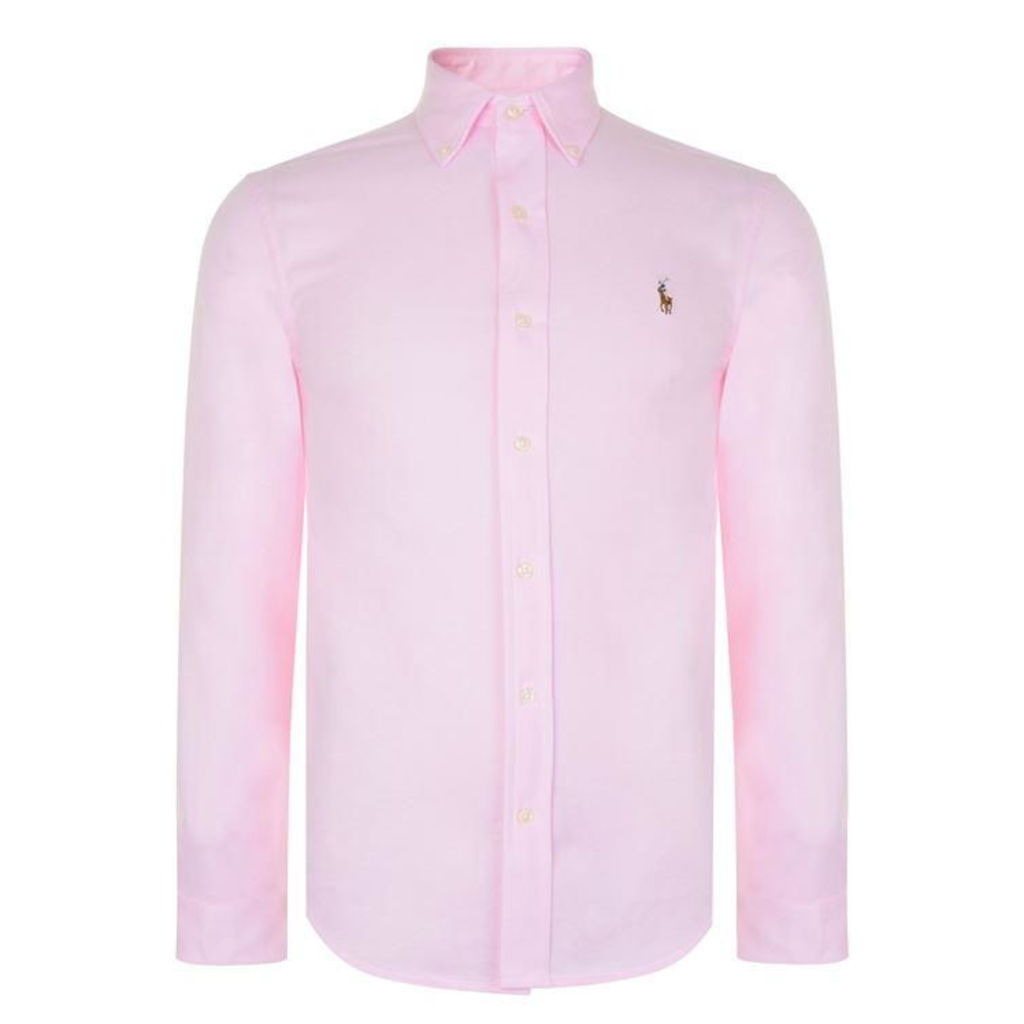 POLO RALPH LAUREN Long Sleeve Stretch Oxford Shirt