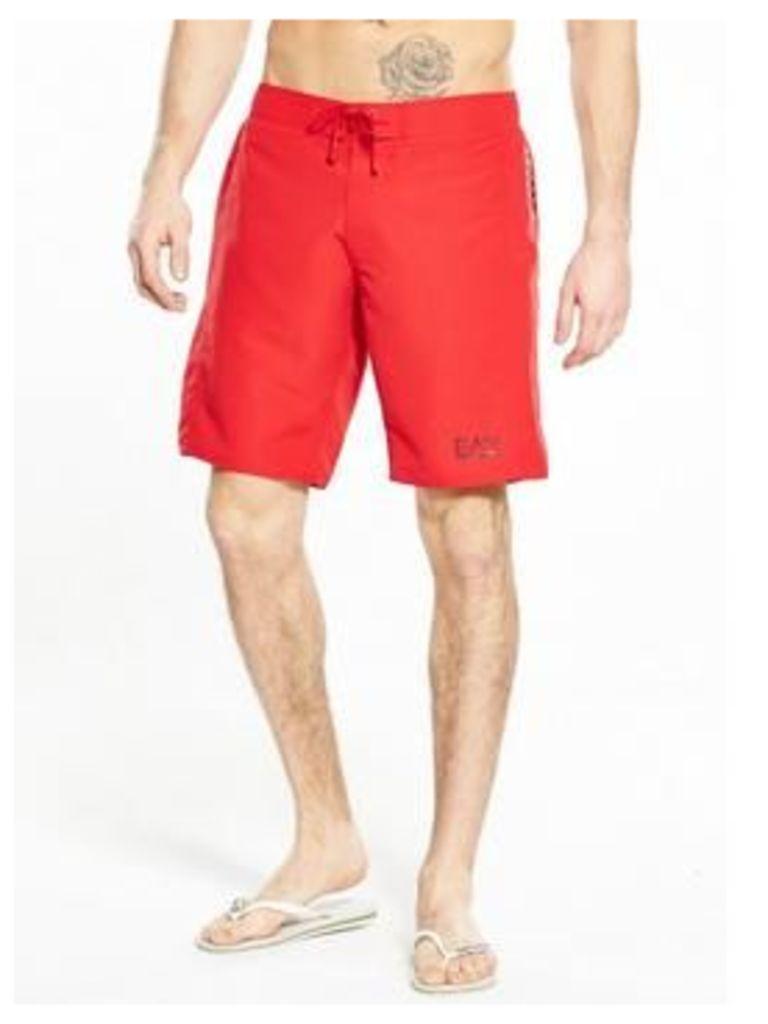 Emporio Armani Ea7 Ea7 Plain Board Shorts