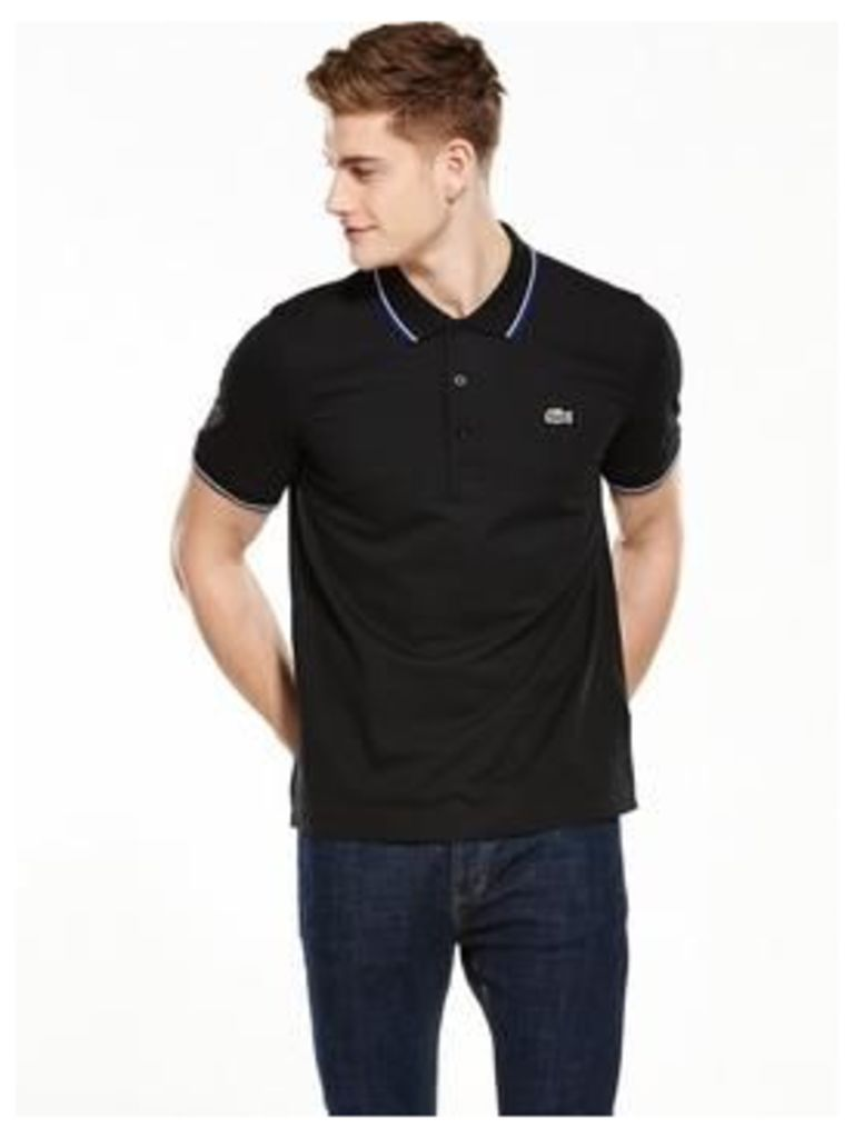 Lacoste Sport Tipped Polo