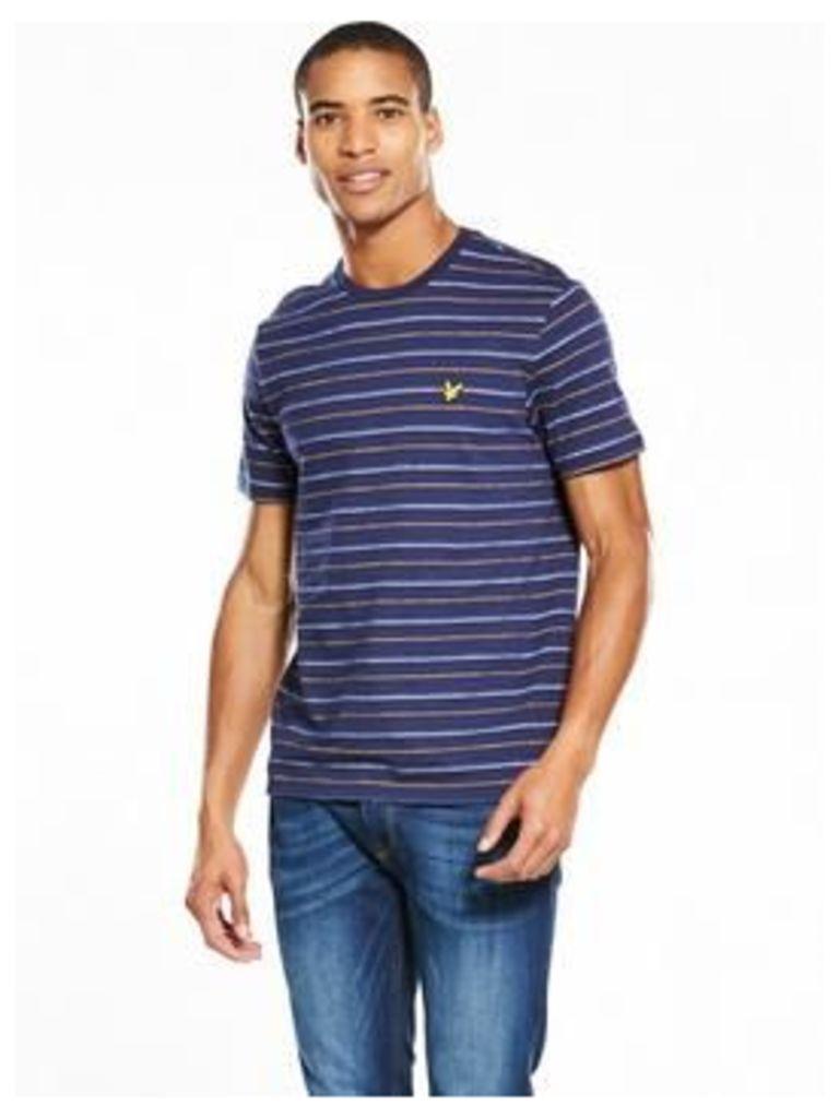 Lyle & Scott Lyle &Amp; Scott Pick Stitch T-Shirt