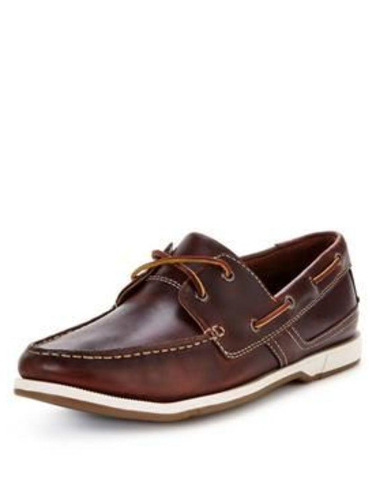 Clarks Fulmen Row Boat Shoe