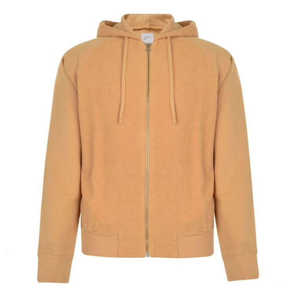 LES BASICS Le Zip Hooded Sweatshirt