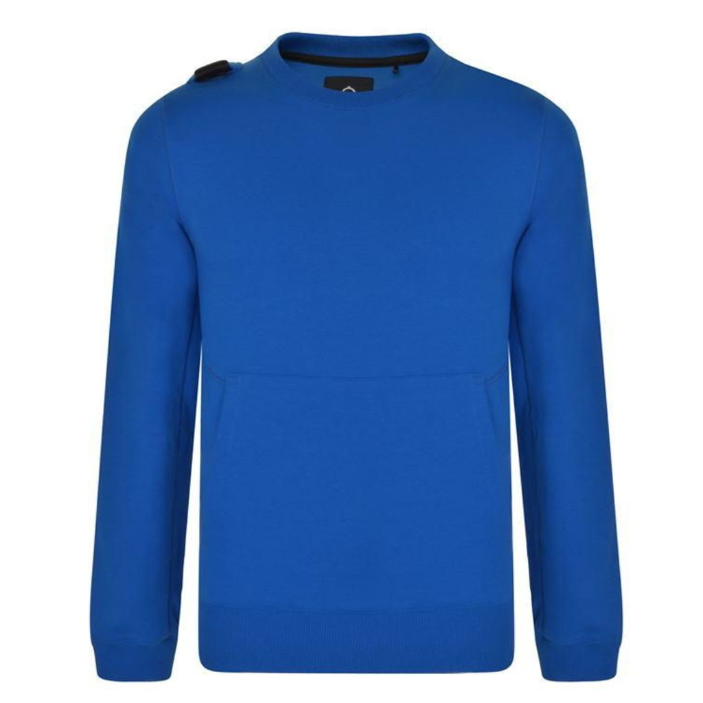 MA STRUM Hobart Pouch Sweatshirt