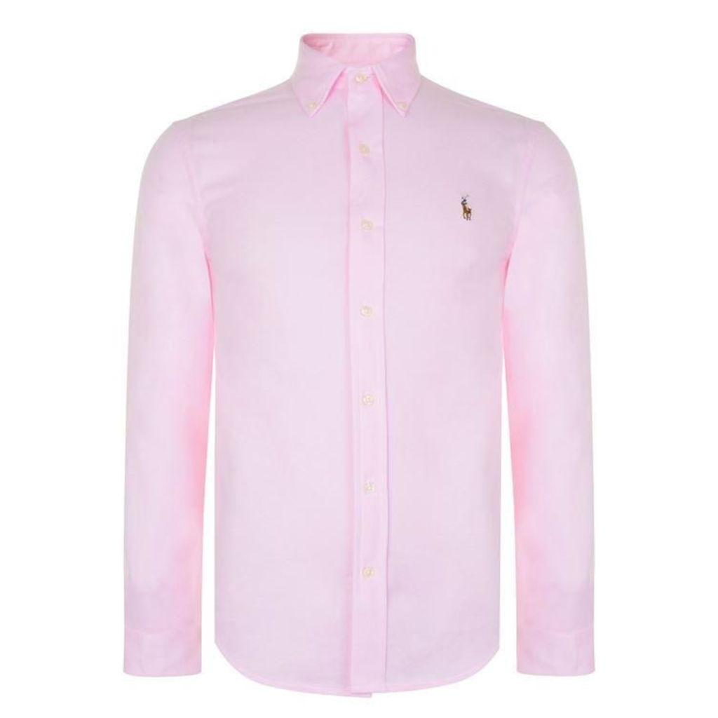 POLO RALPH LAUREN Long Sleeve Stretch Oxford Shirt