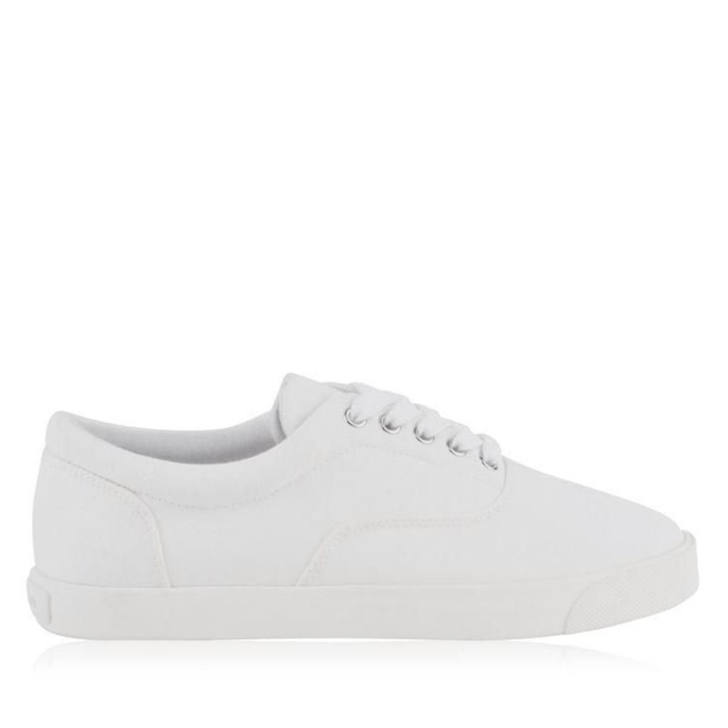 DOLCE AND GABBANA Brooklyn Low Top Trainers