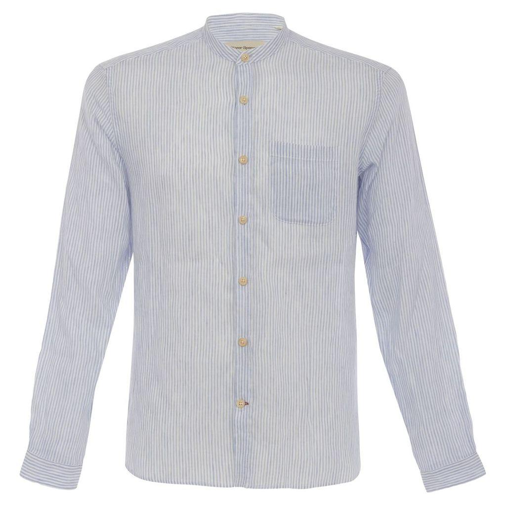 Oliver Spencer Grandad Shirt OSMS126