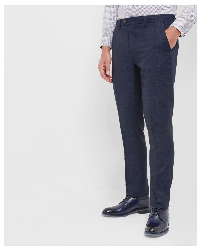 Ted Baker Linen trousers Navy