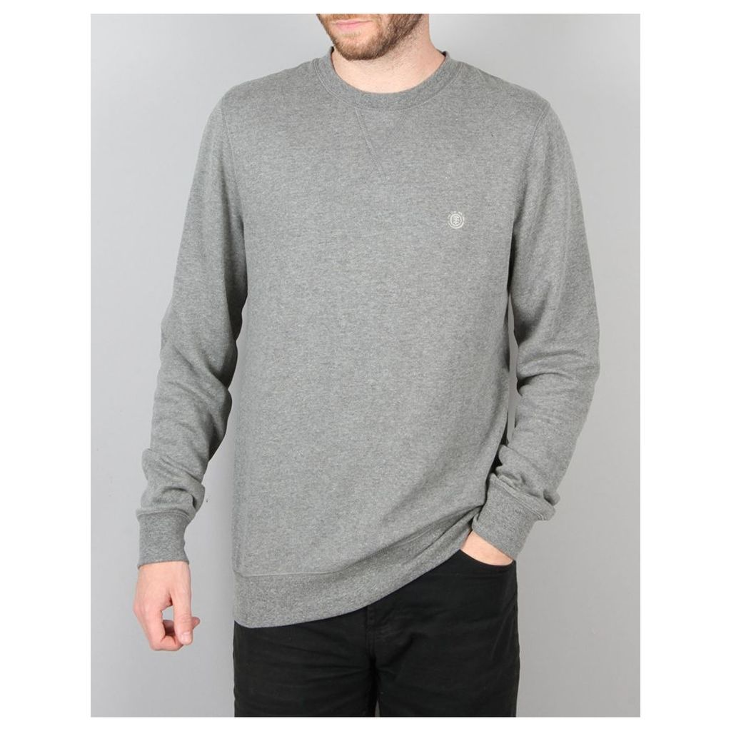 Element Cornell Sweatshirt - Grey Heather (L)