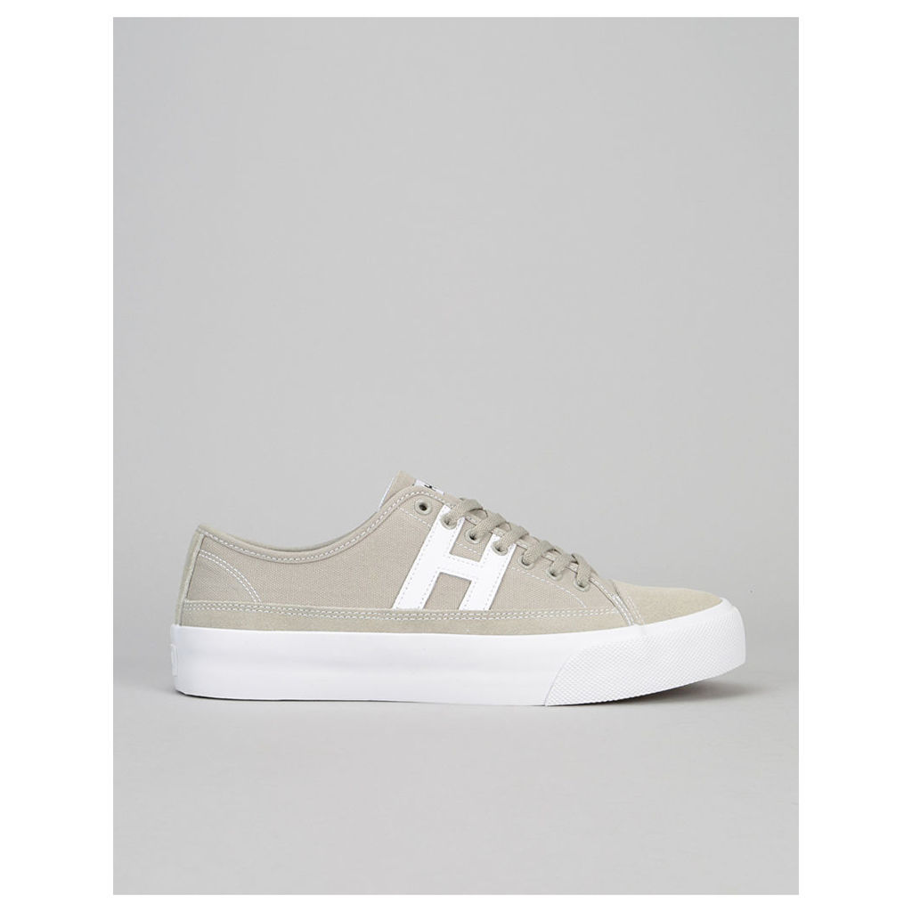 HUF Hupper 2 Lo Skate Shoes - Aluminium (UK 7)