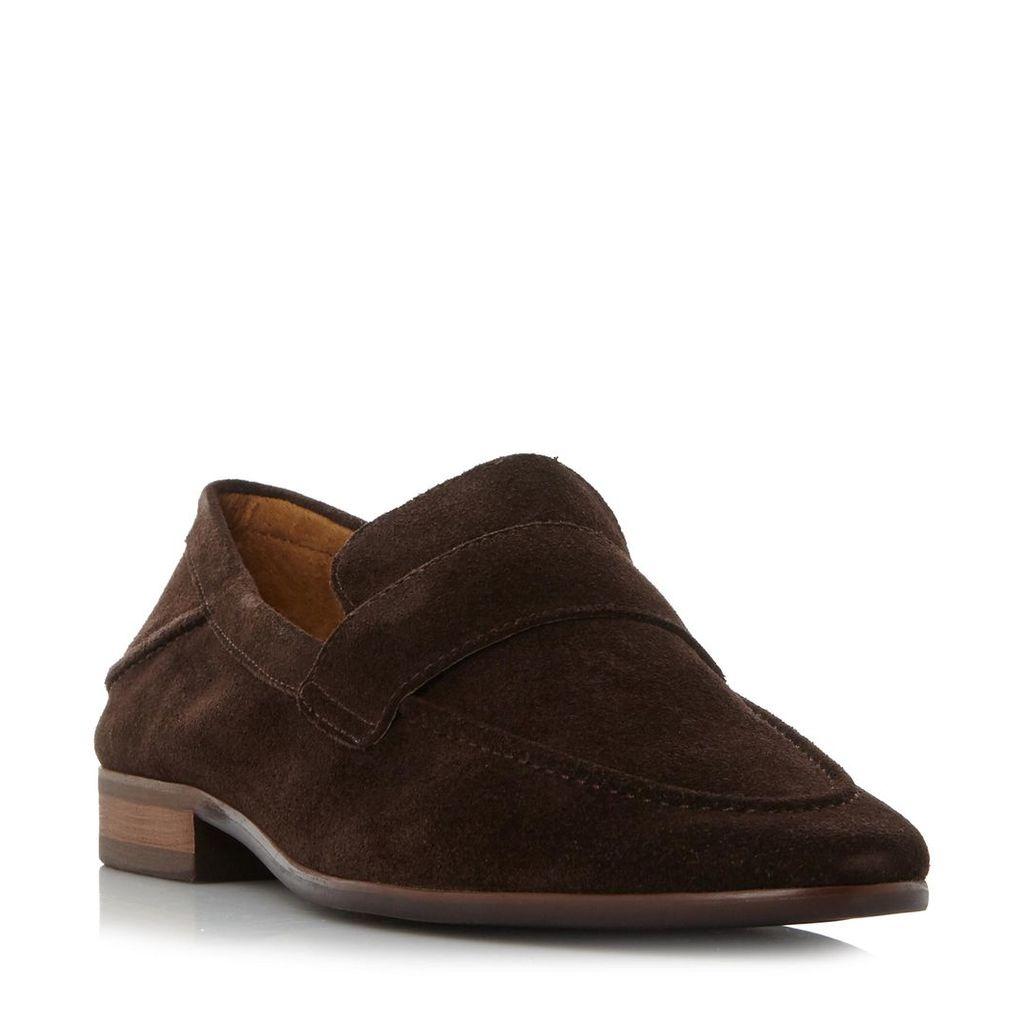 Presidente Fold Down Unlined Loafer Shoe