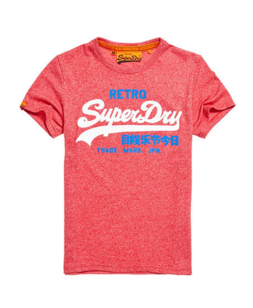 Superdry Vintage Logo Retro T-shirt
