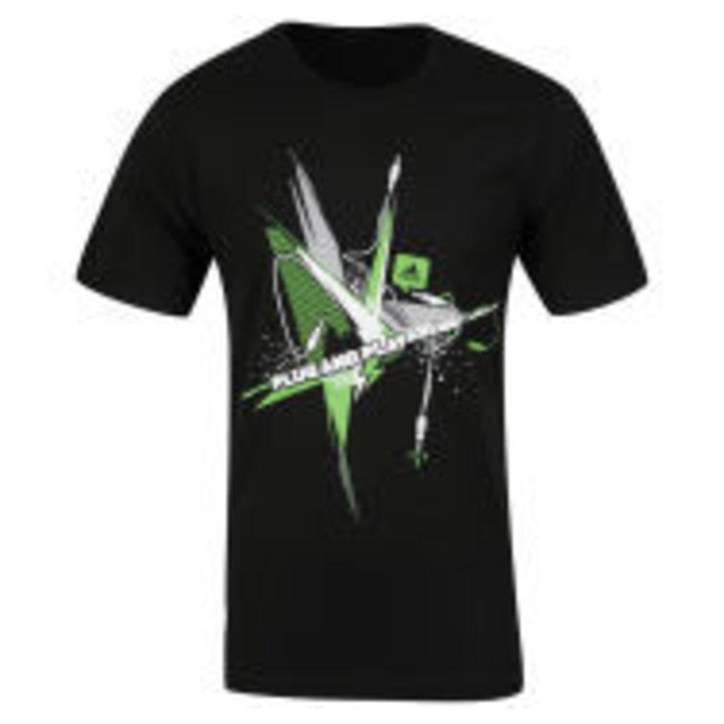 Adidas Men's Mission Impossible T-Shirt - Black