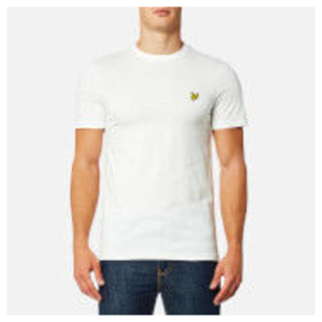 Lyle & Scott Men's Crew Neck T-Shirt - Off White