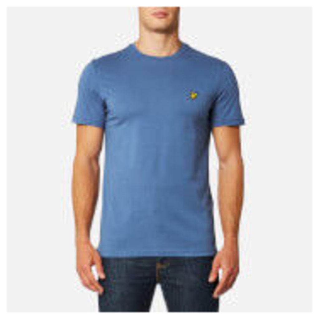 Lyle & Scott Men's Crew Neck T-Shirt - Storm Blue