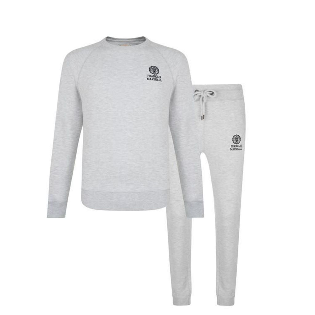 FRANKLIN AND MARSHALL Logo Tracksuit